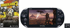 PlayStation PS Vita Borderlands 2 Bundle Limited Edition free shipg! New *READ*