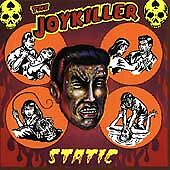 2 CD lot - Static by The Joykiller (CD 1996, Epitaph (USA)) cut out plus Three