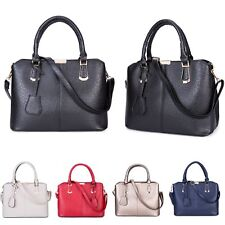 Fashion Women Handbag Purse Shoulder Bag Tote Shopper PU Leather Messenger Hobo