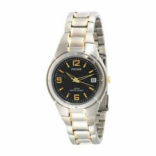 Pulsar  Mens Analog Watch Sport Silver Band PXH172