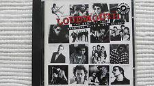 Boomtown Rats & Bob Geldof Loudmouth Best of (Rare/N Mint) 1994 UK Promo CD