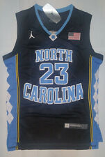 New with tags Michael Jordan North Carolina Tarheels Men's Jersey #23 Black UNC