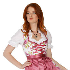 1324 - 3 pc Dirndl Dress Trachten Oktoberfest 4,6,8,10,12,14,16,18,20,22