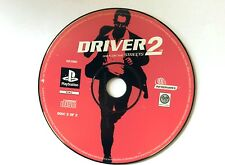 45934 Driver 2 Back On The Streets [Disc 2) - Sony Playstation 1 (2000) SLES 129