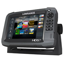 LOWRANCE 000-11785-001 HDS-7 GEN3 INSIGHT USA WITH 83/200 KHZ TRANSDUCER