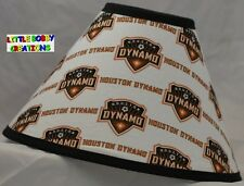 MLS HOUSTON DYNAMO Soccer Lamp Shade (Made by LBC)  SHIPS WITHIN 48 HOURS!!!