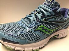 Saucony grid cohesion Ladies running trainers blue size 4uk clearance rrp £54.99