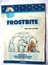 44883 Instruction Booklet - Frostbite - Atari 2600 / 7800 (1983)
