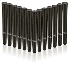 Set of 13 NEW JumboMax Oversize Golf Grips - Black Wrap