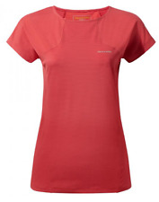 Craghoppers Fusion base T Ladies women short sleeve quick dry base layer top