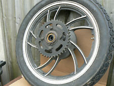 Yamaha rd 250 lc rear wheel