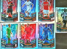MATCH ATTAX 12/13 HUNDRED CLUB MATCH ATTAX EXTRA HAT TRICK HEROS 100 CLUB  MINT