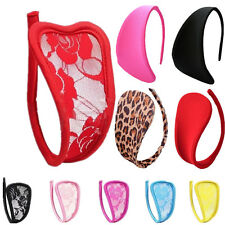 1Pcs G-string Lingerie Sexy C-String Knickers Underwear Thong Invisible Panties
