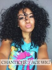 Best Curly Lace Front Wigs Short Bob Indian Remy Human Hair Wig For Black Women