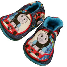 New Thomas the Engine Train Baby Boys Crib Shoes Slippers 0- 24 M Gift 3T-5T