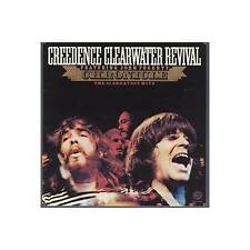 Chronicle, Vol. 1 by Creedence Clearwater Revival (CD, Oct-1990, Fantasy (Label)