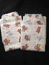 Crinklz Adult Baby Diapers 2 Pack Sample Plastic Backed ABDL Nappy