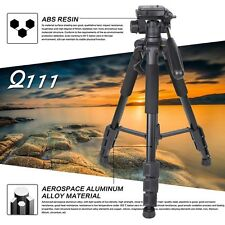 LOT Aluminum Alloy SLR Three Tripod with Ball Head Bag Travel for DSLR XC