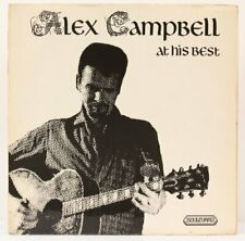AT HIS BEST  ALEX CAMPBELL Vinyl Record