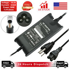 90W AC Adapter Charger Power Supply For Dell Latitude Vostro Inspiron Series Lap