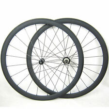 1390G 38mm Clincher Carbon Wheels Carbon Road Bicycle Straight Pull Wheelset