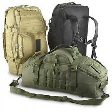 3-in-1 Tactical Gear Bag Sniper Medical Recon Urban Police School Gym Backpack