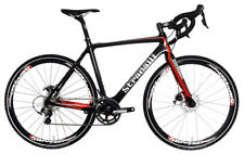 STRADALLI CARBON SHIMANO ULTEGRA 6800 CYCLOCROSS CX BICYCLE TRP DISC BRAKE BIKE