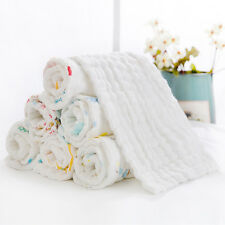 100% Pure Cotton Baby  Cloths Reusable Nappy Inserts washable