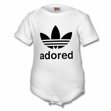 toddlers STONE ROSES T SHIRT adored ian brown body suit