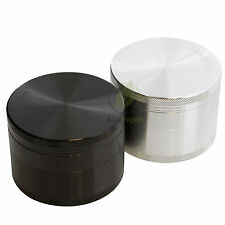HERB GRINDER - Sharpstone 76mm 4pc Solid Top Grinder - grinder muller crusher