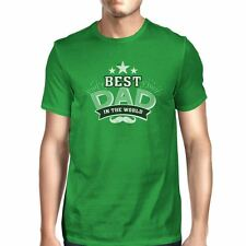 Best Dad In The World Mens Funny Fathers Day T-Shirt Gifts For Him