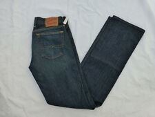 NWT WOMENS LUCKY BRAND SUNDOWN STRAIGHT LEG JEANS FA7P050 DARK