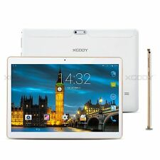 XGODY 10.1'' QUAD CORE ANDROID PHONE CALL 3G DUAL SIM GSM IPS 10 INCH TABLET PC