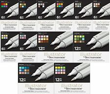 Spectrum Noir Crafters Companion ILLUSTRATOR Pens New Product - Free Delivery