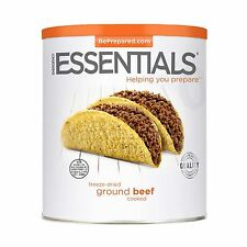 Freeze Dried Cooked Ground Beef