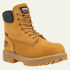 """MEN'S TIMBERLAND PRO DIRECT ATTACH 6"""" STEEL TOE BOOTS 65016"""