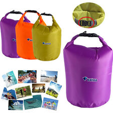 10/20/40/70L Waterproof Dry Bag Canoe Floating Boating Kayaking Camping DY