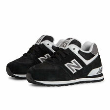New Balance KL574SKI BLACK TODDLERS KIDS Shoes