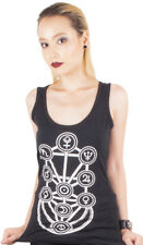 Restyle Gothic Goth Sacred Geometry Tank Pagan Wicca Occult