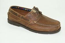 Timberland Boat shoes KIA WAH BAY Boat Lace up men's shoes new