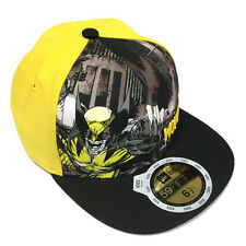 New Era Kids JR Tone Out WOLVERINE Cap Official Fitted 59Fifty Hat