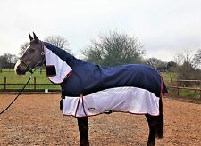 GALLOP 2 in 1 rug fly turnout combo with lightweight waterproof top all sizes