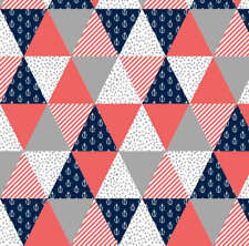 Cheater Quilt Fabric Printed by Spoonflower BTY
