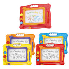 Magnetic Drawing Board Painting Writing Sketch Doodle Mat Pad Toy Gift For Kids