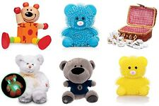 Various type of Bear Toys Soft toy Cuddle Cuddly Teddy Cute (Buy 3 Get 1 Free)