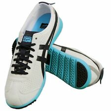 ASICS Onitsuka Tiger Rio Runners Sneakers Light Weight Shoes Casual White Navy