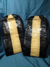 Tykables PLeather Adult Diaper NEW ABDL Super Thick Nappy 2 Pack Sample