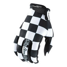 Troy Lee Designs Air Off-Road Gloves - Checker Black/White - Adult Small-2XL
