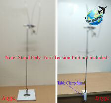 Stand Holder For Multi Yarn Tension Unit Brother Singer Silver Knitting Machine