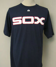 Majestic Carlton Fisk Chicago White Sox # 72 Cooperstown Collection Jersey Tee